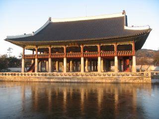 Gyeongbuk Palace 5, Seoul