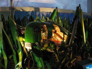 086 Grasshopper Robot, Robot Science Pavillion, Incheon Global Fair, Incheon