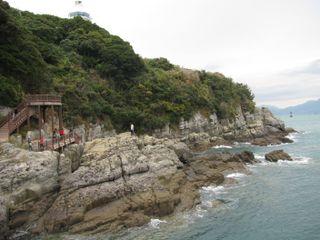 050 Cliffs, Odongdo Island, Yeosu