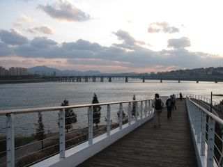 028 Bridge to the Han River, Ttukseom (Seoul Forest), Seoul