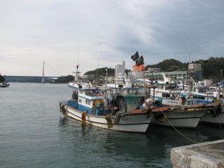 003 Boats in the Harbor, Yeosu Port, Yeosu