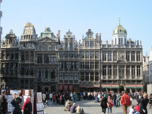 173 Grand Place, Bruxelles, Belgium